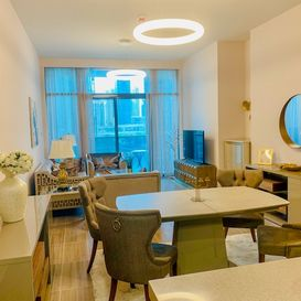 Dining room - Dubai Apartment - Kristal property