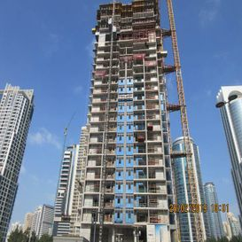 Building construction - Dubai Apartment - Kristal property